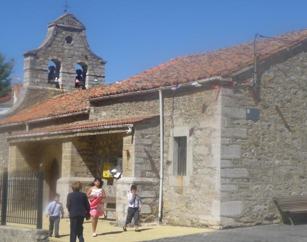 La degollaci n de san juan bautista cabornera parroquias - Marmoleria bautista ...