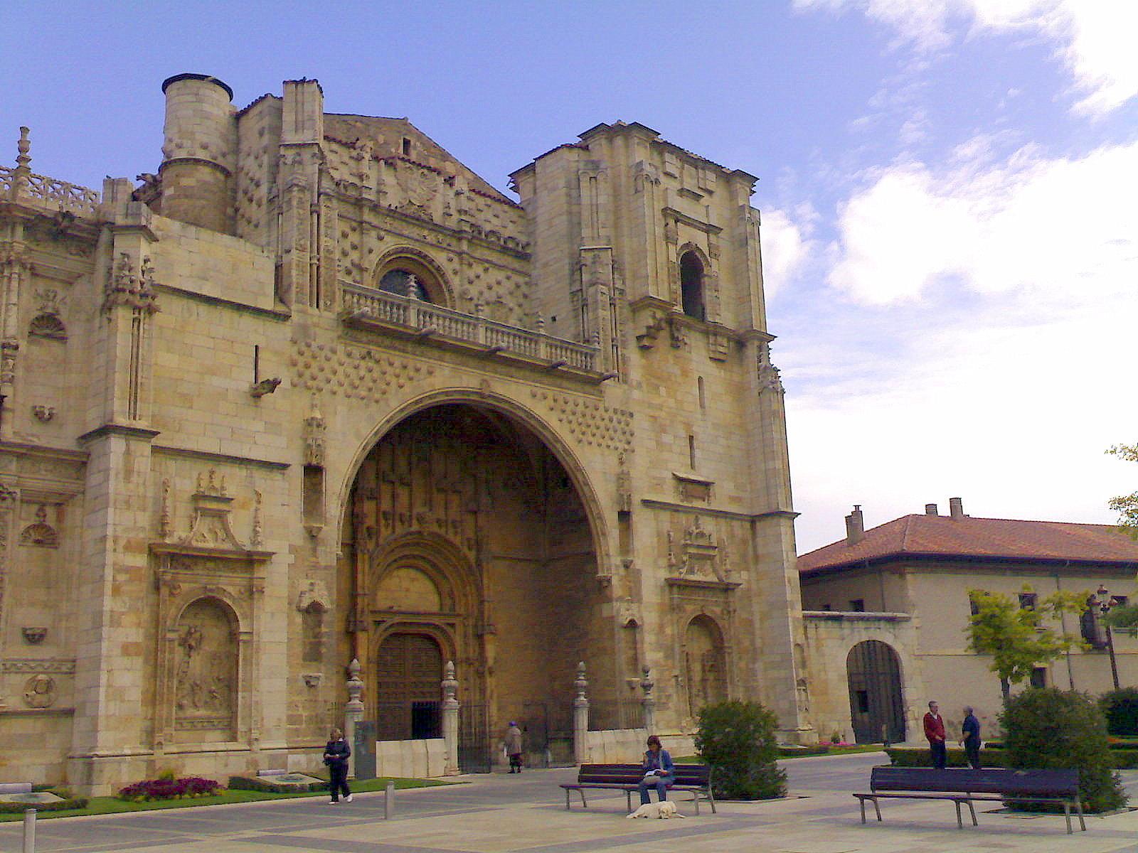 San marcos le n parroquias en le n parroquias en le n for Puerta 3 de san marcos
