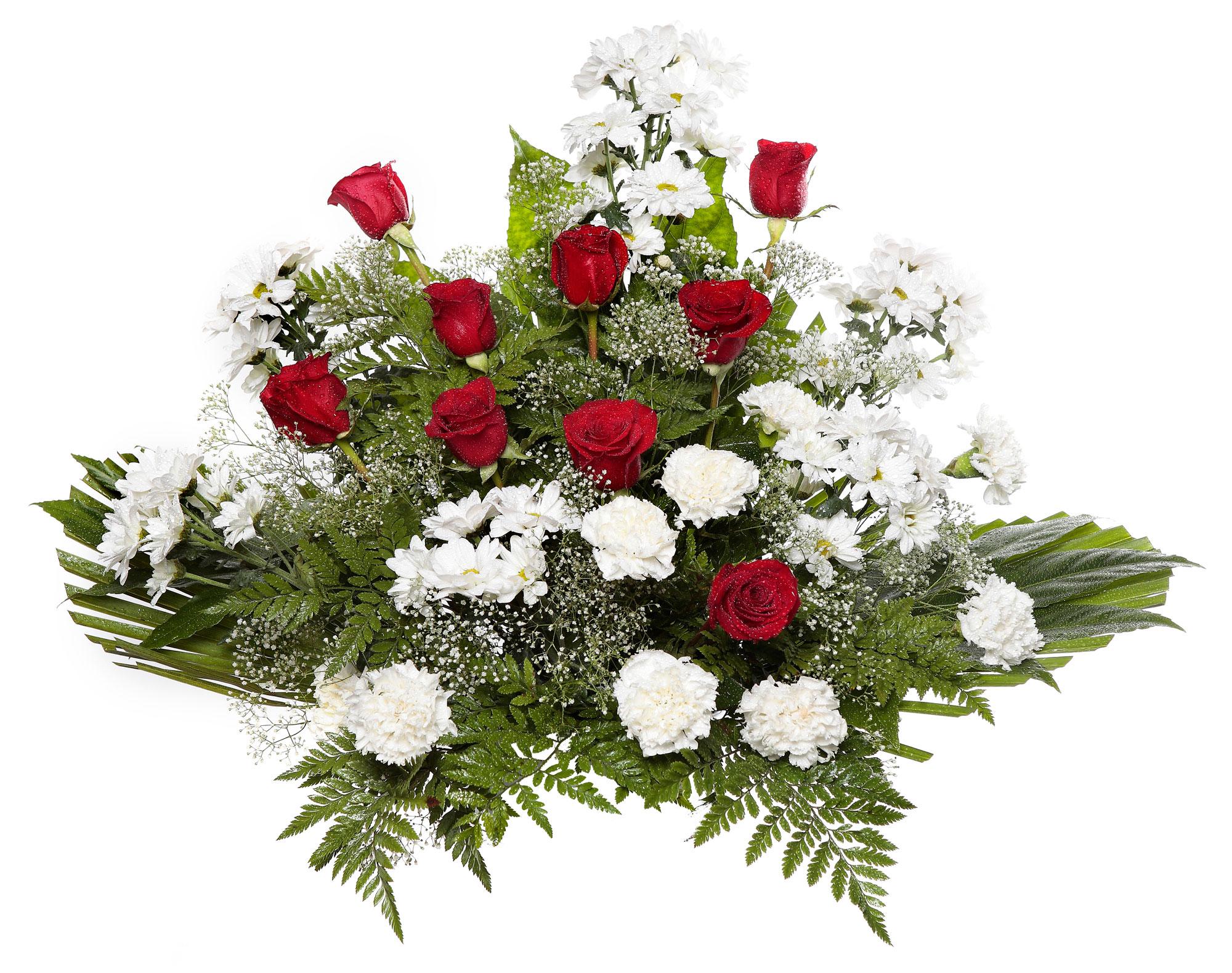 Centro flores modelo 1 tanatorio detalles tanatorios - Hacer un centro de flores ...