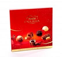 Caja roja Nestlé 22 bombones