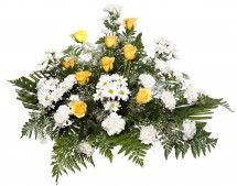 Centro flores modelo 2 tanatorio