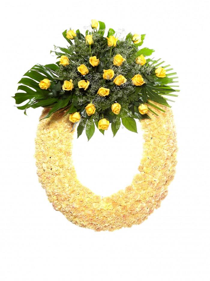 Corona flores modelo 3 Z_3c