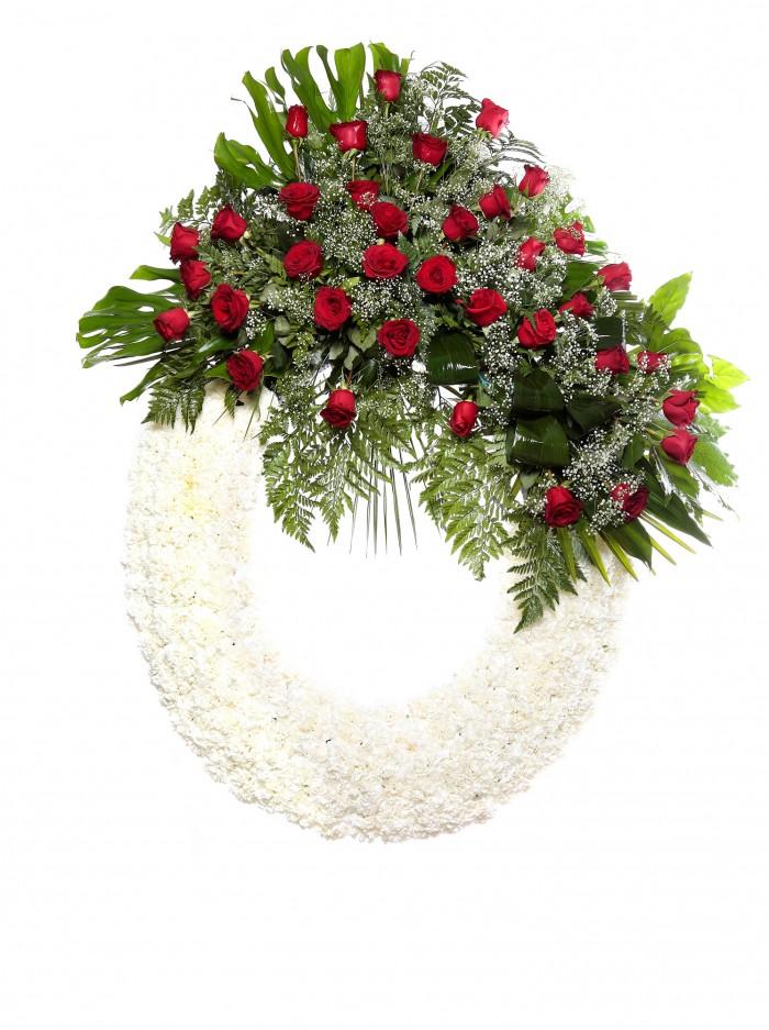 Corona flores modelo 5 _5b