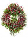 Corona flores tanatorio 9 A