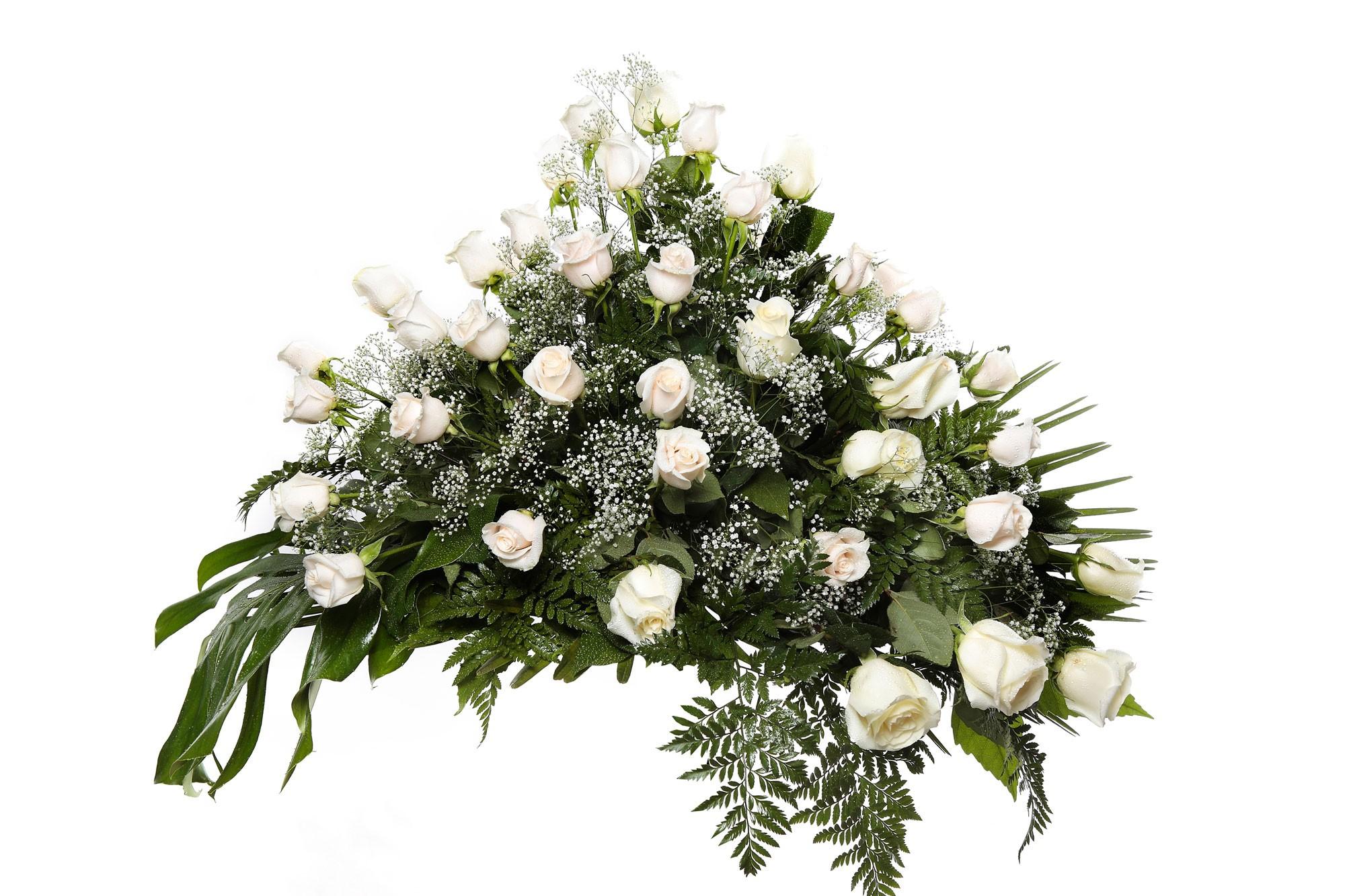Palma flores tanatorio 10 K