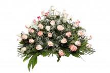 Palma flores tanatorio 10 L
