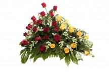 Palma flores tanatorio 10 M
