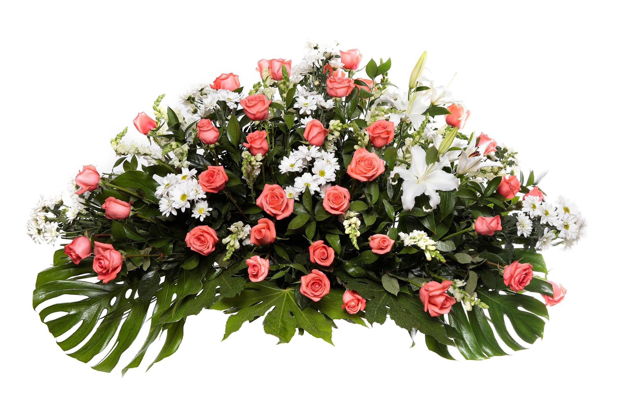 Palma flores tanatorio 12 D