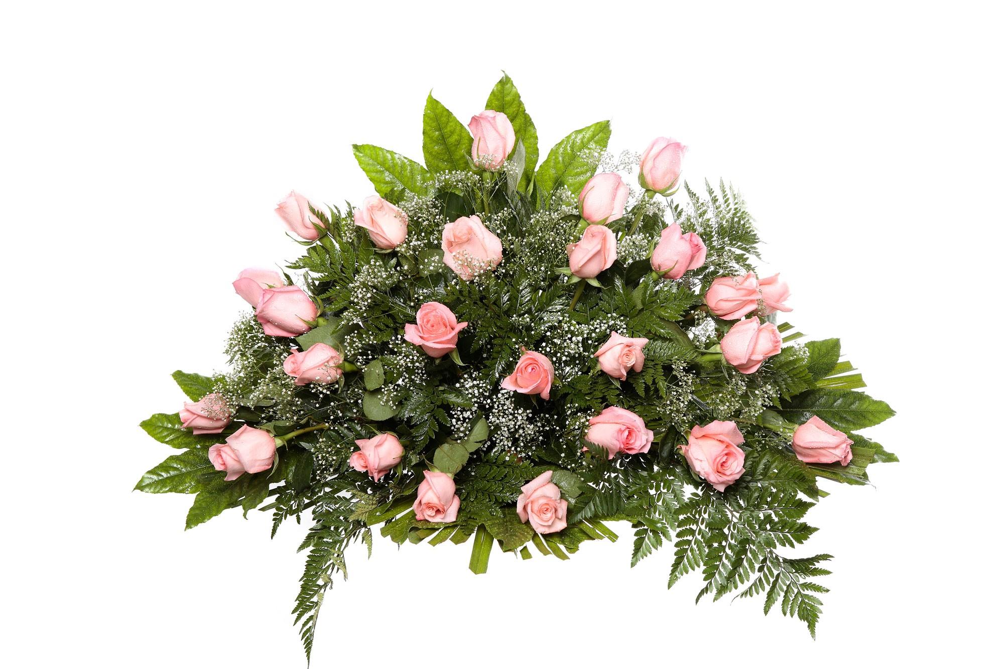 Palma flores tanatorio 8 T